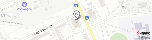 Персона плюс на карте Братска