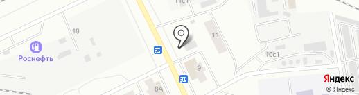 У соседей на карте Братска