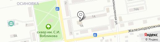 Сказка на карте Братска