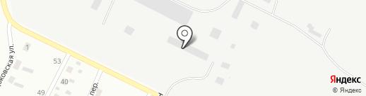 ГолдВуд на карте Братска