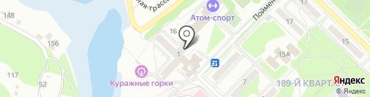 IT life на карте Ангарска