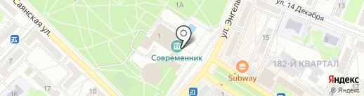 Exfesh лаборатория на карте Ангарска