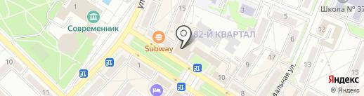 Kira Plastinina на карте Ангарска