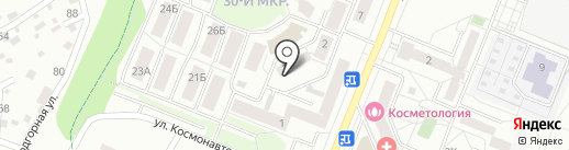 Yakudza на карте Ангарска