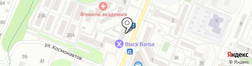 Интерьер Керамика на карте Ангарска
