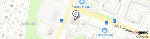 КиноМания на карте Ангарска