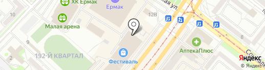 Surprise на карте Ангарска