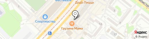 ЛагунаТур на карте Ангарска