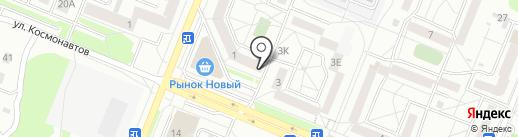 Стоматологический центр на карте Ангарска