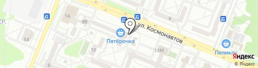 Любимые продукты на карте Ангарска