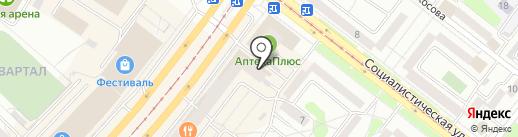Злата Мастерица на карте Ангарска