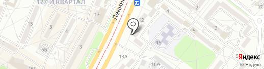 Samsung-Lansys на карте Ангарска