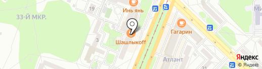 ШашлыкoFF на карте Ангарска