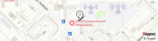 ProGym на карте Ангарска