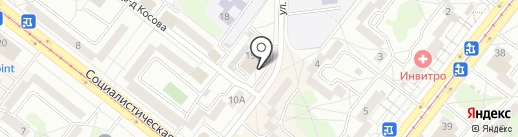 Armelle на карте Ангарска