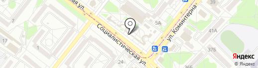 Фея на карте Ангарска