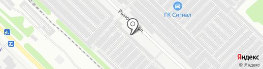 AutoClinik на карте Ангарска