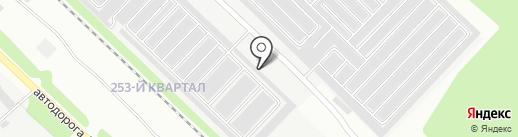 SibService на карте Ангарска