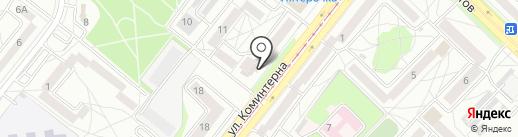 Beer plus на карте Ангарска