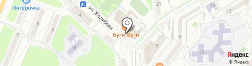 Хлеб Соль на карте Ангарска