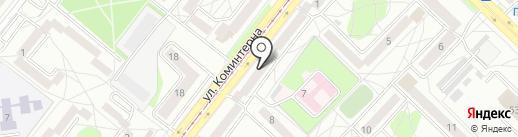 Сделаем окна на карте Ангарска