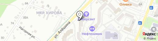 Forma на карте Ангарска