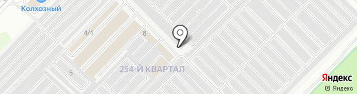 АвтоПрофи на карте Ангарска