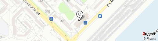 Тимур на карте Ангарска