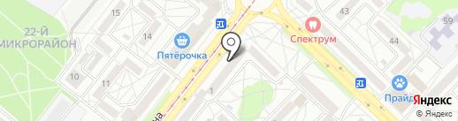 МАМА МИЯ на карте Ангарска