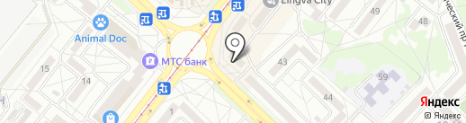 Tehnoservis на карте Ангарска