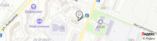 Банкомат, Промсвязьбанк, ПАО на карте Ангарска
