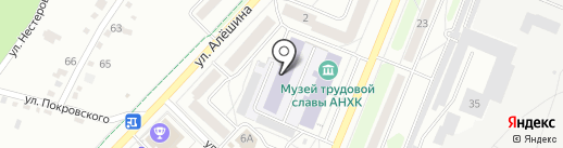 НБ ТРАСТ на карте Ангарска