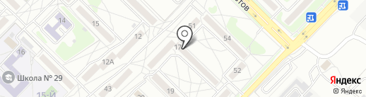 Купец на карте Ангарска