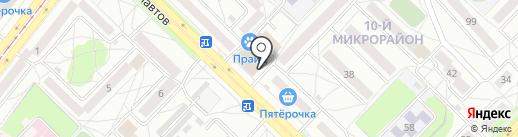 Сказка на карте Ангарска