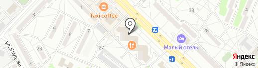 Стрела Телеком на карте Ангарска