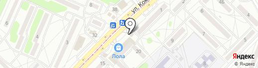 МТС на карте Ангарска