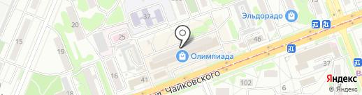 Центр бухгалтерских услуг на карте Ангарска