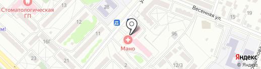 Качество на карте Ангарска