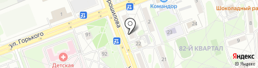 SibBeer на карте Ангарска