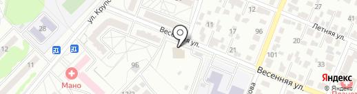 Медиа Центр на карте Ангарска