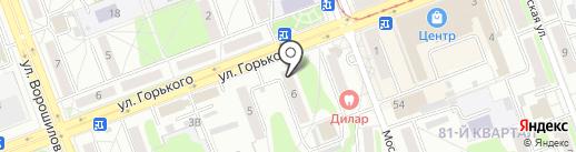 9 жизней на карте Ангарска