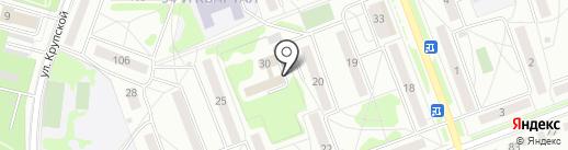 Tupperware на карте Ангарска