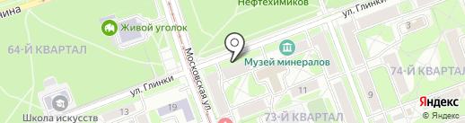 BaikalStars на карте Ангарска