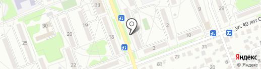 999 на карте Ангарска
