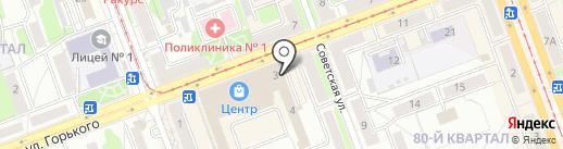 SHAOLA на карте Ангарска
