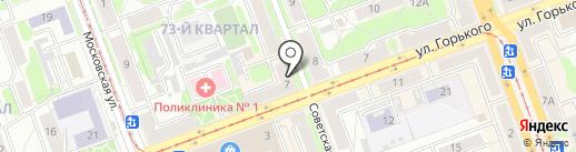 Бжбж.рф на карте Ангарска