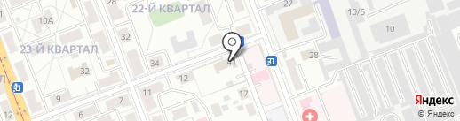 Семьи-детям на карте Ангарска