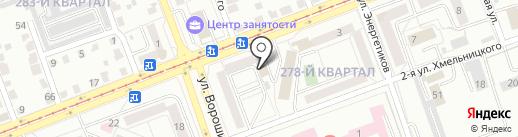 Мастерская по ремонту телевидеоаппаратуры на карте Ангарска