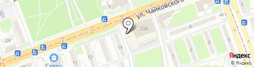 Lucky dogs на карте Ангарска