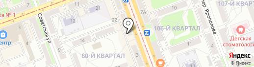 Body мания на карте Ангарска